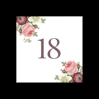 bordsnummer bröllop