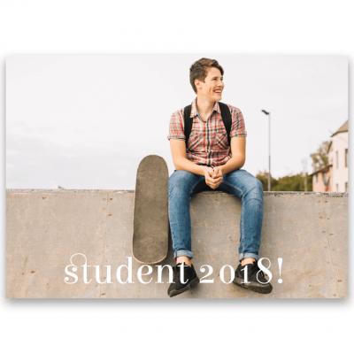 Inbjudningskort student Elsie-08